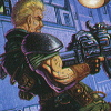 Contra: Hard Corps (GEN) game cover art