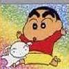 Crayon Shin-Chan: Arashi o Yobu Enji (GEN) game cover art
