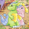 Dino Land (GEN) game cover art