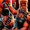 Double Dragon 3: The Arcade Game artwork
