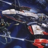Lightening Force: Quest for the Darkstar (GEN) game cover art