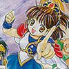 Madou Monogatari I (GEN) game cover art