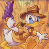 Quackshot Starring Donald Duck (Genesis) artwork
