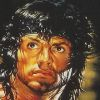 Rambo III (Genesis) artwork