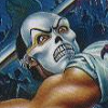 Splatterhouse 2 (Genesis) artwork