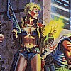 Shadowrun (Genesis) artwork