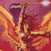 Athena (NES) artwork