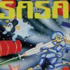 Astro Robo Sasa (NES) game cover art