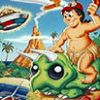 Adventure Island III (NES) game cover art