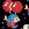 Balloon Fight (NES) game cover art