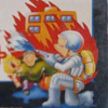 Blazebusters (NES) game cover art