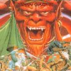 Bloody Warriors: Shango no Gyakushuu (NES) game cover art