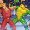 Battletoads & Double Dragon: The Ultimate Team (NES) game cover art