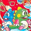 Bubble Bobble (NES) game cover art