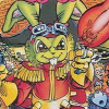 Bucky O'Hare (NES) game cover art