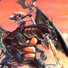 Challenge of the Dragon (NES) artwork