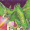 Castle of Dragon (NES) game cover art