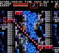 castlevania 3 routes