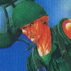 Commando (NES) artwork
