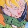Dragon Ball Z: Gekitou Tenkaichi Budokai (NES) game cover art