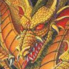 Dragon Buster II: Yami no Fuuin (NES) game cover art