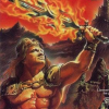 Demon Sword (NES) artwork