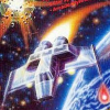 Destination Earthstar (NES) game cover art