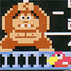 Donkey Kong Jr. Math (NES) game cover art