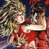 Double Dragon II: The Revenge (XSX) game cover art