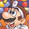 Dr. Mario (NES) artwork