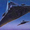 F-117A Stealth Fighter artwork