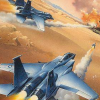 F-15 Strike Eagle (NES) game cover art