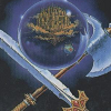 Final Fantasy (NES) game cover art