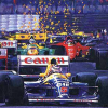 Formula 1 Sensation artwork