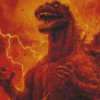 Godzilla 2: War of the Monsters artwork