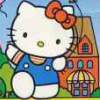 Hello Kitty World artwork