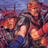 Heavy Barrel (NES) game cover art