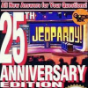 Jeopardy! 25th Anniversary Edition (NES) game cover art