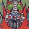 Kamen Rider Club: Gekitotsu Shocker Land (NES) game cover art