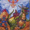 King of Kings (NES) game cover art