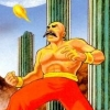 Karnov (NES) game cover art