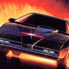 Knight Rider (NES) game cover art