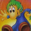 Lemmings (NES) artwork
