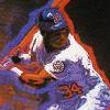Major League Baseball artwork