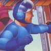 Mega Man 2 (NES) game cover art