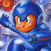 Mega Man 5 (NES) game cover art