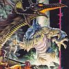 Might and Magic: Secret of the Inner Sanctum (NES) game cover art