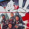New Ghostbusters II (NES) game cover art