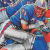 NES Play Action Football (NES) artwork