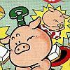 Ochin ni Toshi Puzzle Tonjan!? (NES) game cover art